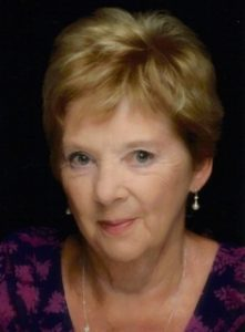 Jenny Coxhead, Sussex Kidney Trust Chairman