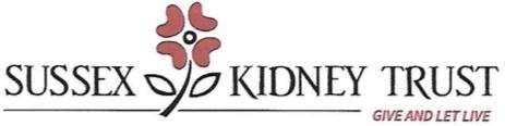 Sussex Kidney Trust logo 2018